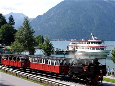 Golden October Austrian Steam Adventure