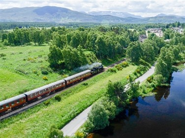 Scottish Steam Rail & Ale Trail