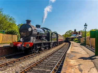 Kent & Sussex Easter Steam Explorer