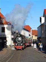 Northern Germany & Baltic Coast Maximum Steam