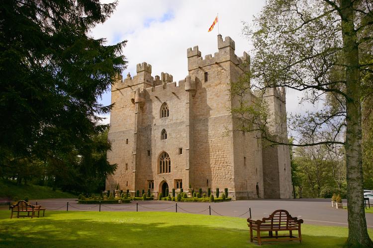 Langley Castle Tours