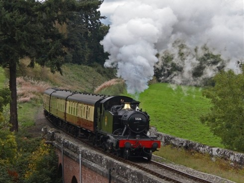 Shakespeare, Severn Valley & Cotswolds Steam