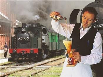 Steam, Rail & Ale