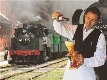 Steam, Rail & Ale