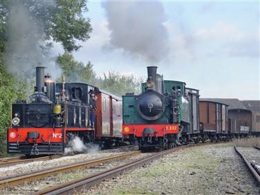 Northern & Central France Steam Explorer