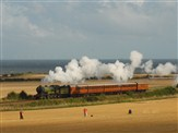 North Norfolk Coast, the Broads & Steam