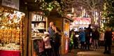 York Christmas Market - Stall
