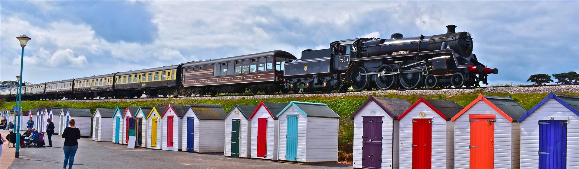"""<img src=""""sseer2021-shutterstock_1399307693.jpeg"""" alt=""""Dartmouth Steam Railway""""/>"""