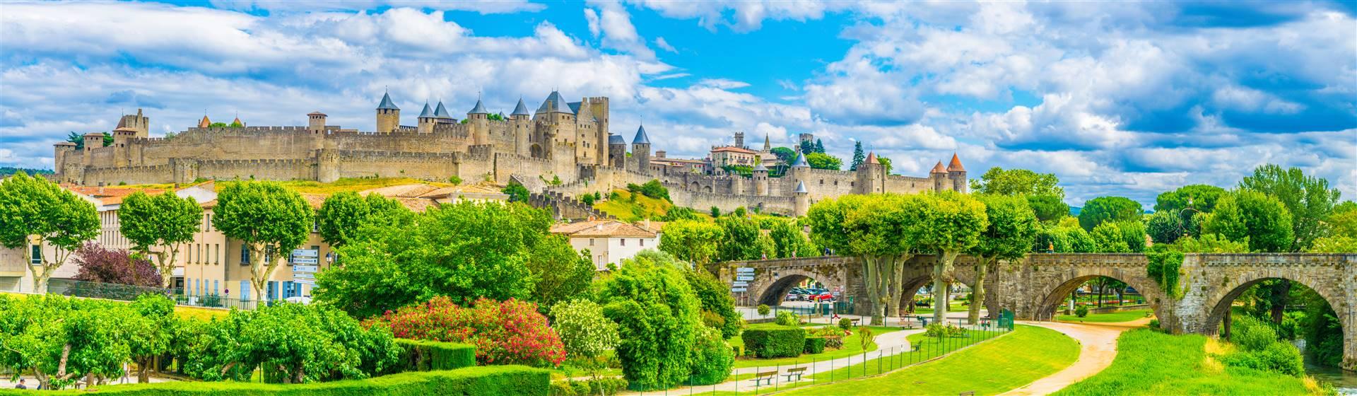 """<img src=""""carcassonnecastle-shutterstock_1171833571(1).jpeg"""" alt=""""Carcassonne Castle""""/>"""