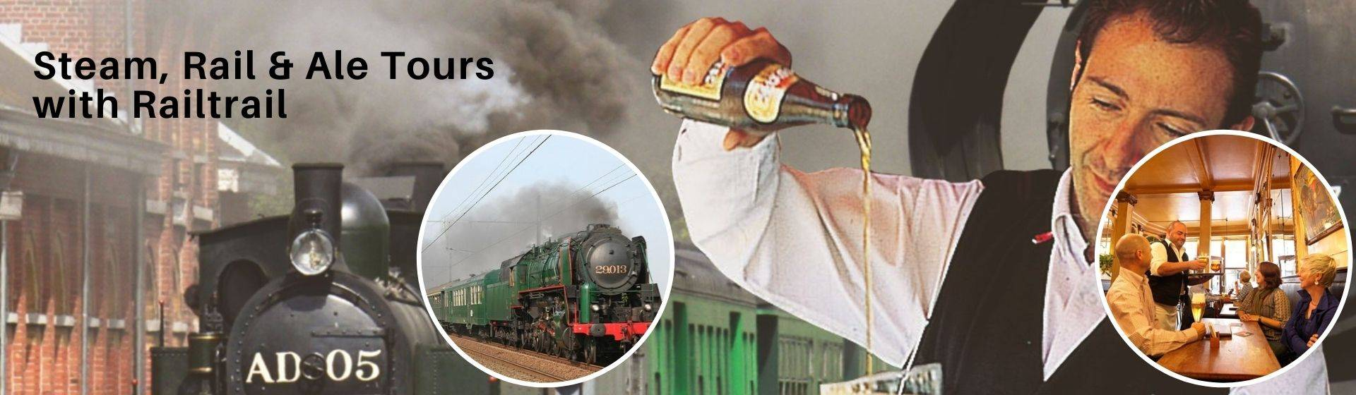 "<img src=""steam,rail&aletourswithrailtrail.jpeg"" alt=""Steam, Rail & Ale Trails""/>"